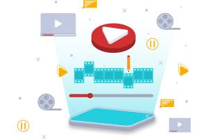 Motion Graphics Pixelblue Animation